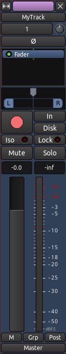Editor Mixer